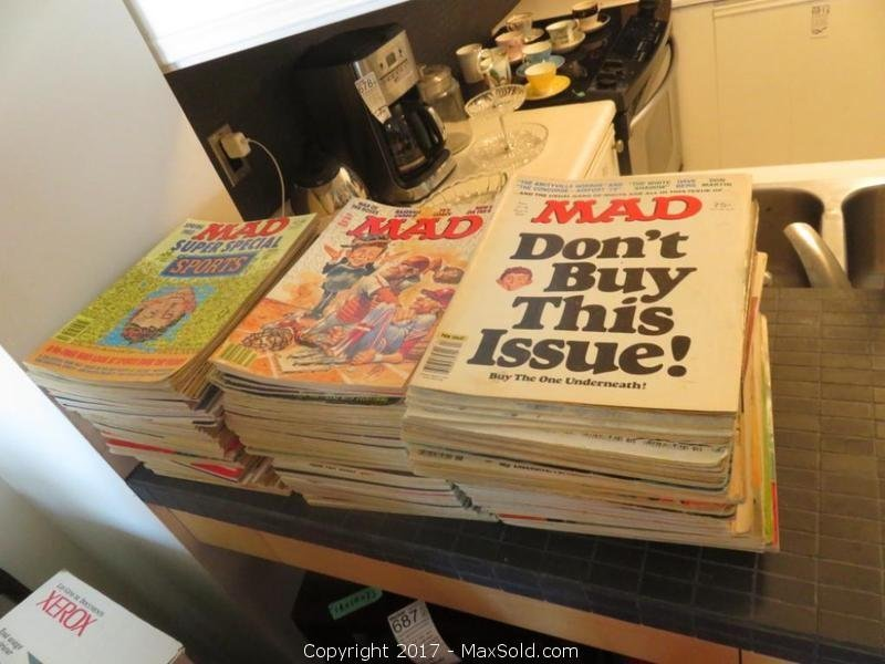 Mad Magazine Collection