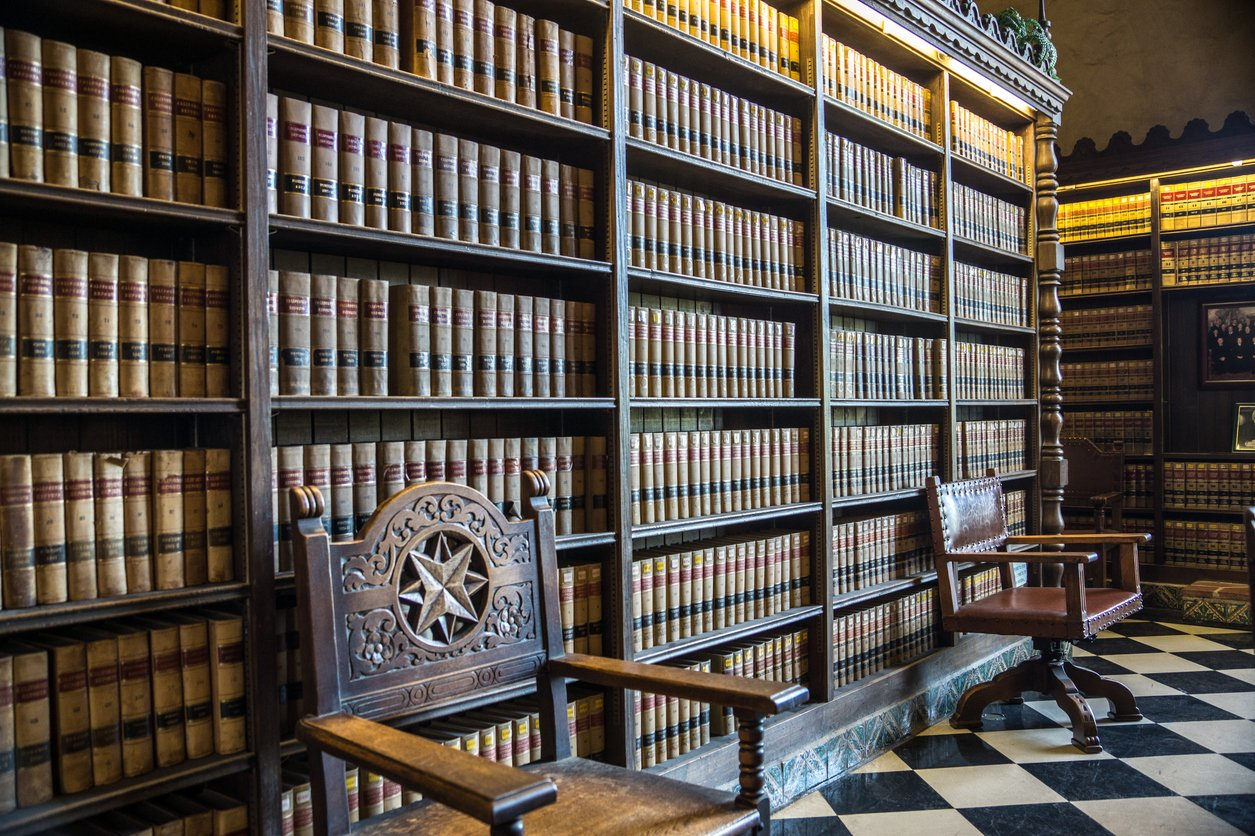 The Beauty Of Barrister Bookcases