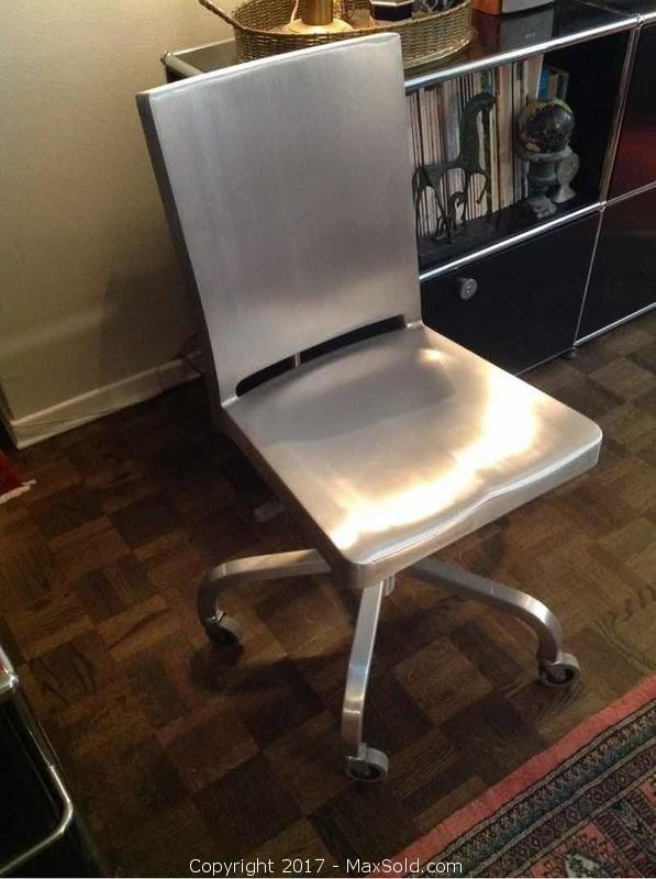 Philippe Starck Hudson Chair