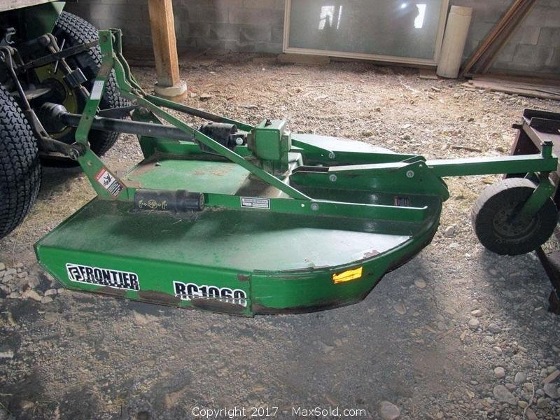 Frontier Bush Hog Mower