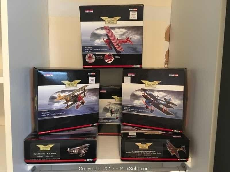 Aviation Archive Model Airplanes