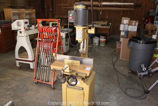 Powermatic Equipment