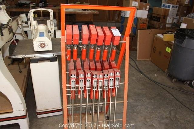 Bessey Parallel Clamps