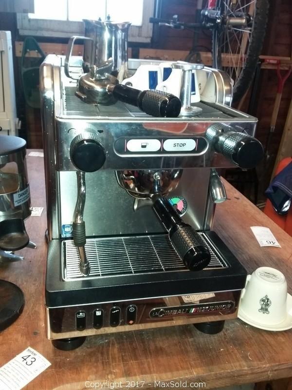 La Cimballi M21 Junior Espresso Machine