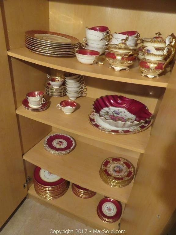 Bone China Dinner Set