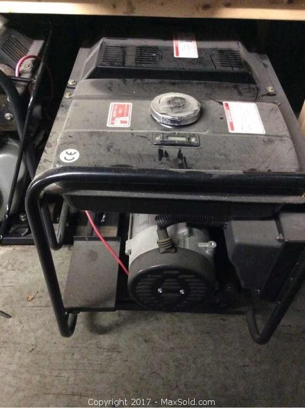 Diesel Generator. New
