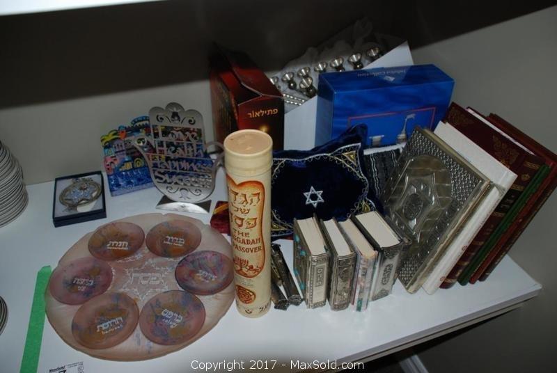 Judaica Collection A