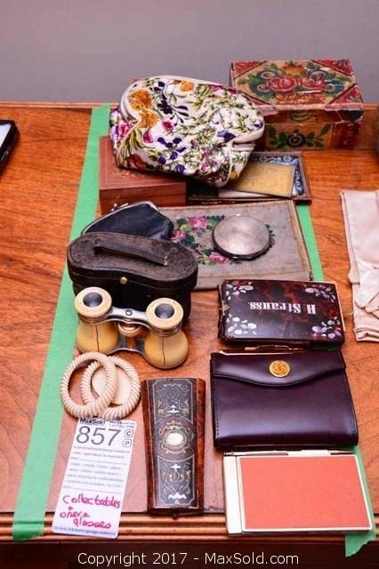 Collectables And Opera Glasses