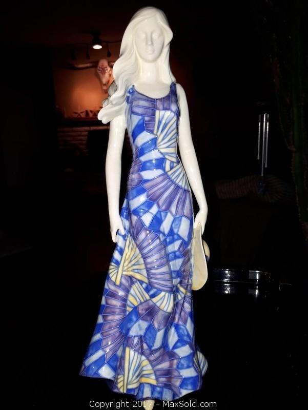 Benaya Tall Figurine