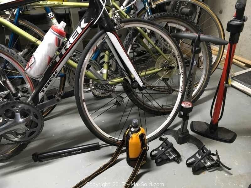 Men's Bikes Peugeot, Norco And Trek Bontrager