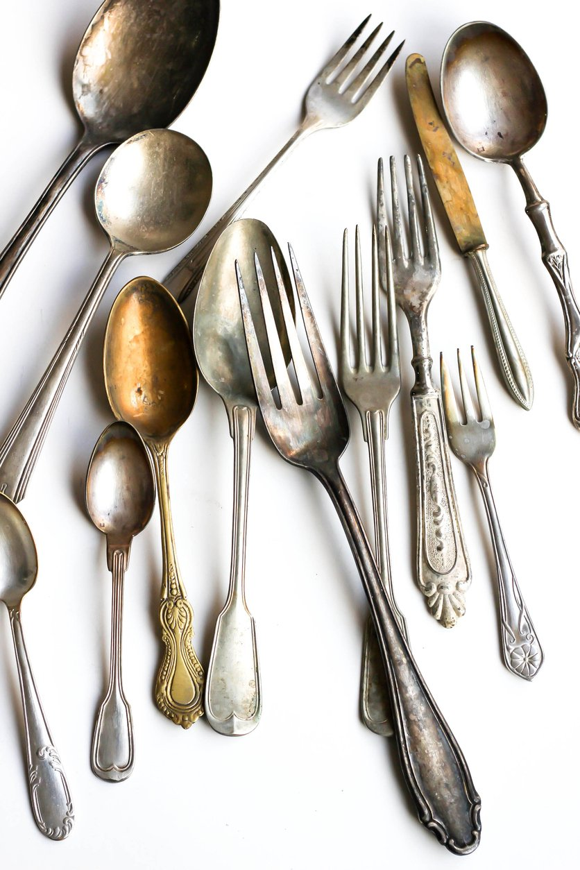 """How Much is Silverware Worth?"""" Real life vs  Appraisals"""
