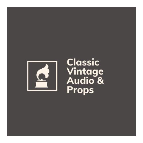 MaxSold Partner - Classic Vintage Audio