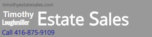 MaxSold Partner - Timothy Loughmiller Estate Sales